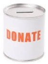 MAKE A DONATION - please use Qty to multiply the base $10 donation